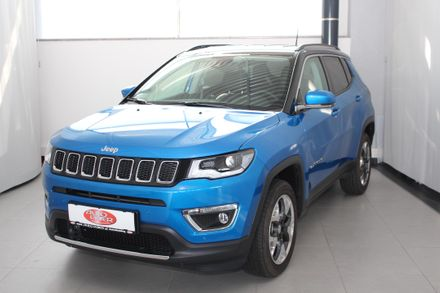 Jeep Compass 2,0 MultiJet AWD 9AT 140 Limited