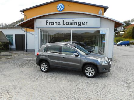 VW Tiguan Sky TDI 4MOTION