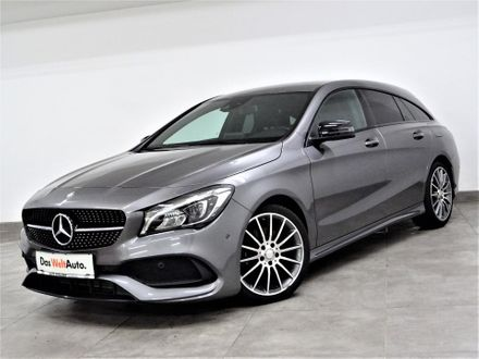 Mercedes CLA 220 d Shooting Brake Aut.