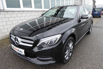 Mercedes C 200 Avantgarde A-Edition Plus Aut.