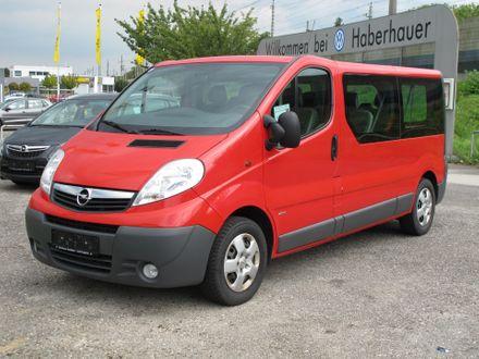 Opel Vivaro Combi L2H1 2,0 CDTI ecoFLEX 2,9t