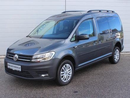 VW Caddy Maxi Trendline TDI 4MOTION