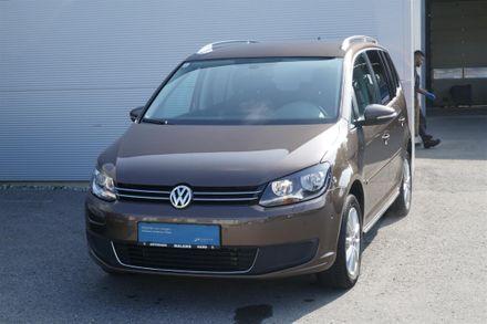 VW Touran Comfortline TGI DSG