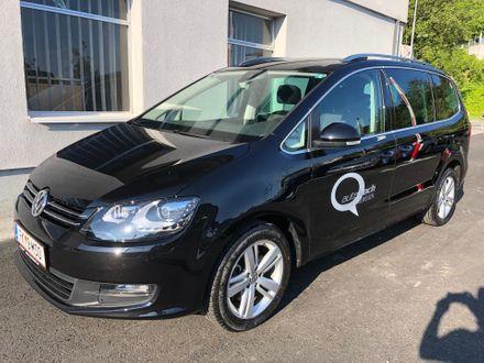 VW Sharan Family TDI SCR DSG 7-Sitzer