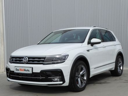VW Tiguan Comfortline TSI ACT DSG