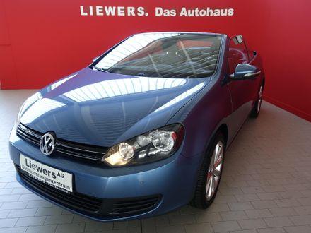 VW Golf Cabriolet BMT TDI