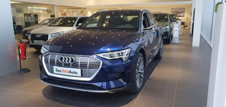 Audi e-tron SB 55 quattro advanced ext.