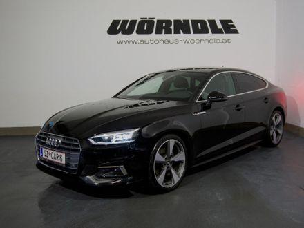 Audi A5 Sportback 2.0 TFSI g-tron Sport