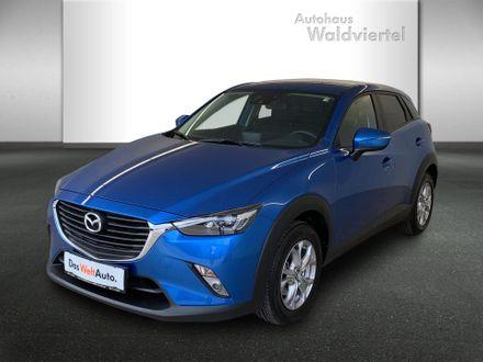 Mazda CX-3 G120 Attraction