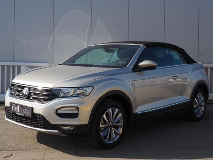 VW T-Roc Cabriolet Style TSI