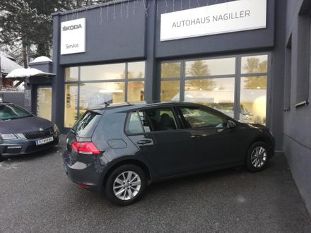 VW Golf Comfortline TDI 4MOTION