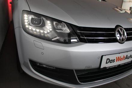 VW Sharan Business TDI SCR 127g