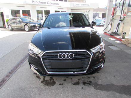 Audi A3 SB 1.0 TFSI intense