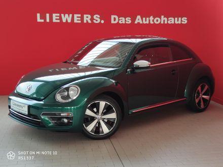 VW The Beetle Austria TSI DSG