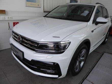 VW Tiguan Sky TSI ACT OPF