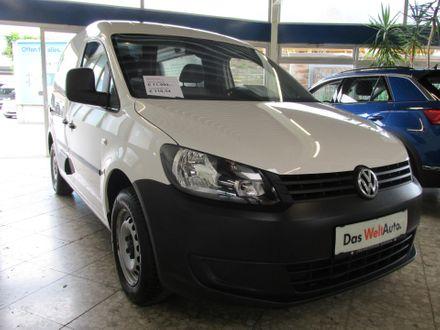 VW Caddy Kastenwagen BMT TDI