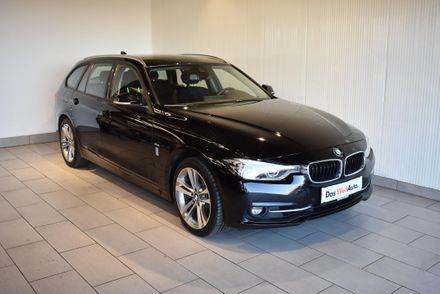 BMW 325d Touring Sport Line Aut.