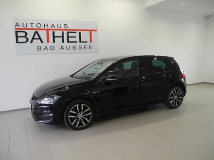 VW Golf Lounge TDI DSG