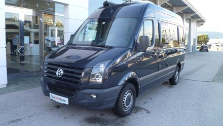 VW Crafter 35 HR-Kasten MR TDI