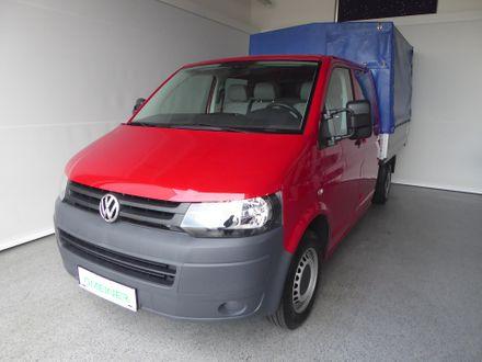 VW Doka-Pritsche TDI 4MOTION