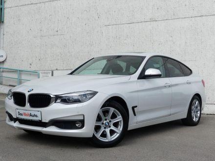 BMW 318d Gran Turismo Advantage Aut.