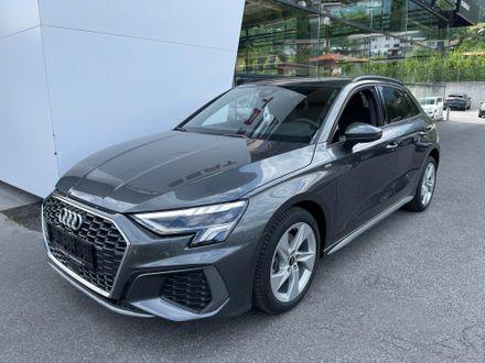 Audi A3 Sportback 30 TFSI S line exterieur