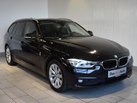BMW 318d Touring Advantage Aut.