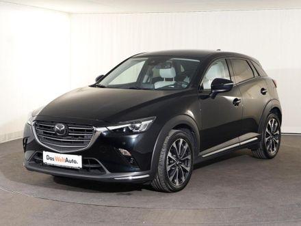 """Mazda CX-3 G150 AWD Revolution Top """"Leder Weiß"""" Aut."""