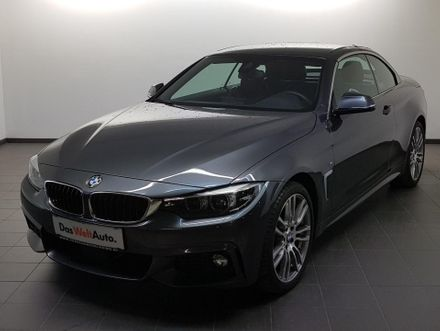 BMW 430i xDrive Cabrio M Sport Aut.