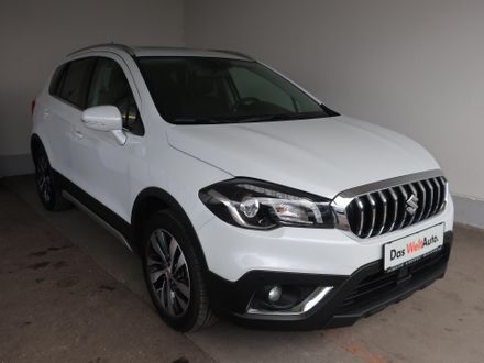 Suzuki SX4 S-Cross 1,4 DITC 4WD flash