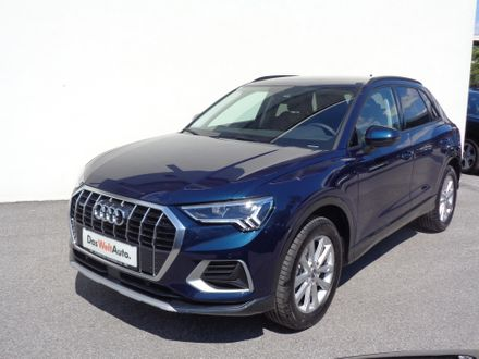 Audi Q3 40 TDI quattro advanced exterieur