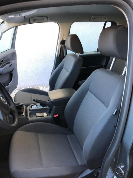 VW Amarok DC Startline TDI 4x4 permanent