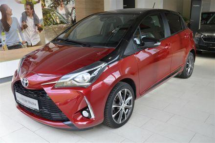 Toyota Yaris 1,5 VVT-ie Style