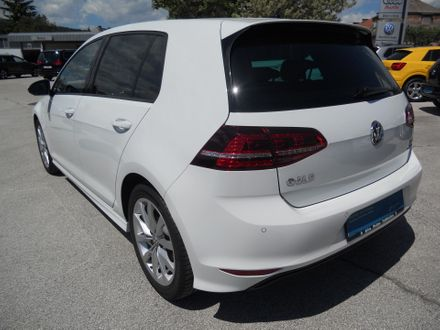 VW Golf Sport Austria TDI