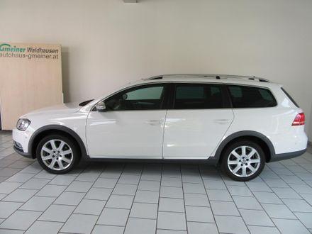 VW Passat Alltrack Sky TDI 4MOTION BMT DSG