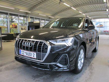 Audi Q3 35 TFSI S line exterieur
