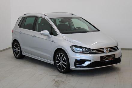 VW Golf Sportsvan Highline TDI