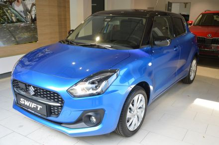 Suzuki Swift 1,2 Hybrid DualJet Shine