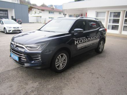 SsangYong Korando 1,6 4WD Premium Aut.