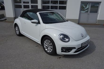 VW The Beetle Cabriolet Comfortline TSI