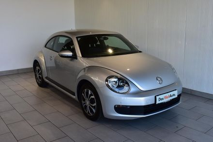 VW The Beetle TDI
