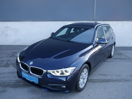 BMW 320d Touring EfficientDynamics Aut.