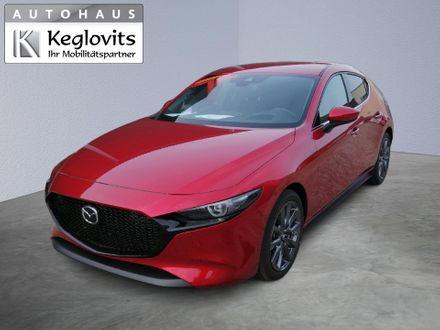 Mazda 3 Skyactiv-G122 Comfort+ /SO/PR/ST/TE Aut.