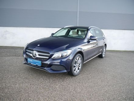 Mercedes C 250 d T 4MATIC Aut.