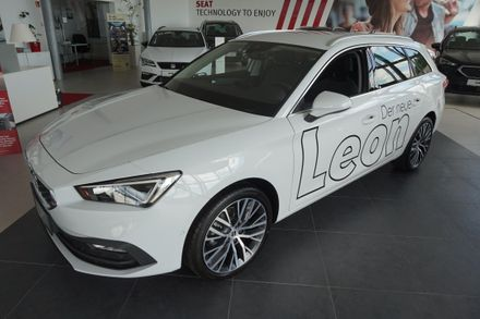 SEAT Leon Kombi Xcellence 1.5 TSI ACT