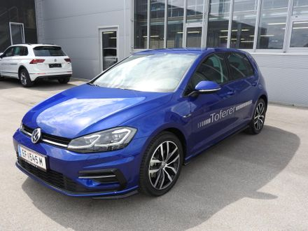 VW Golf Rabbit TDI SCR DSG