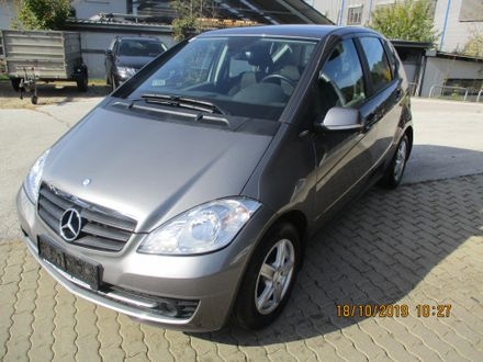 Mercedes A 160 A-Edition BlueEfficiency