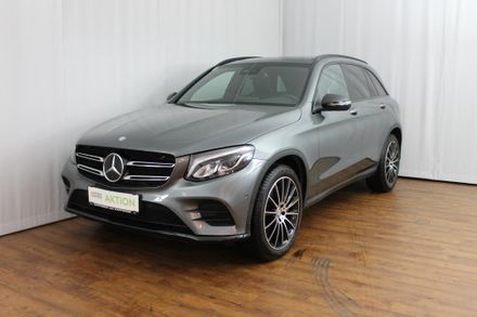 Mercedes GLC 250d 4MATIC Aut.