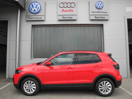 VW T-Cross Life TSI