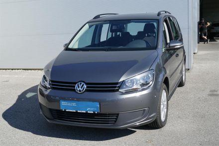 VW Touran Trendline TSI EcoFuel DSG